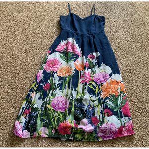 Moulinette Soeurs women 0 Blue Floral dress*